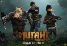 Mutant Year Zero: Road to Eden débarque sur Nintendo Switch