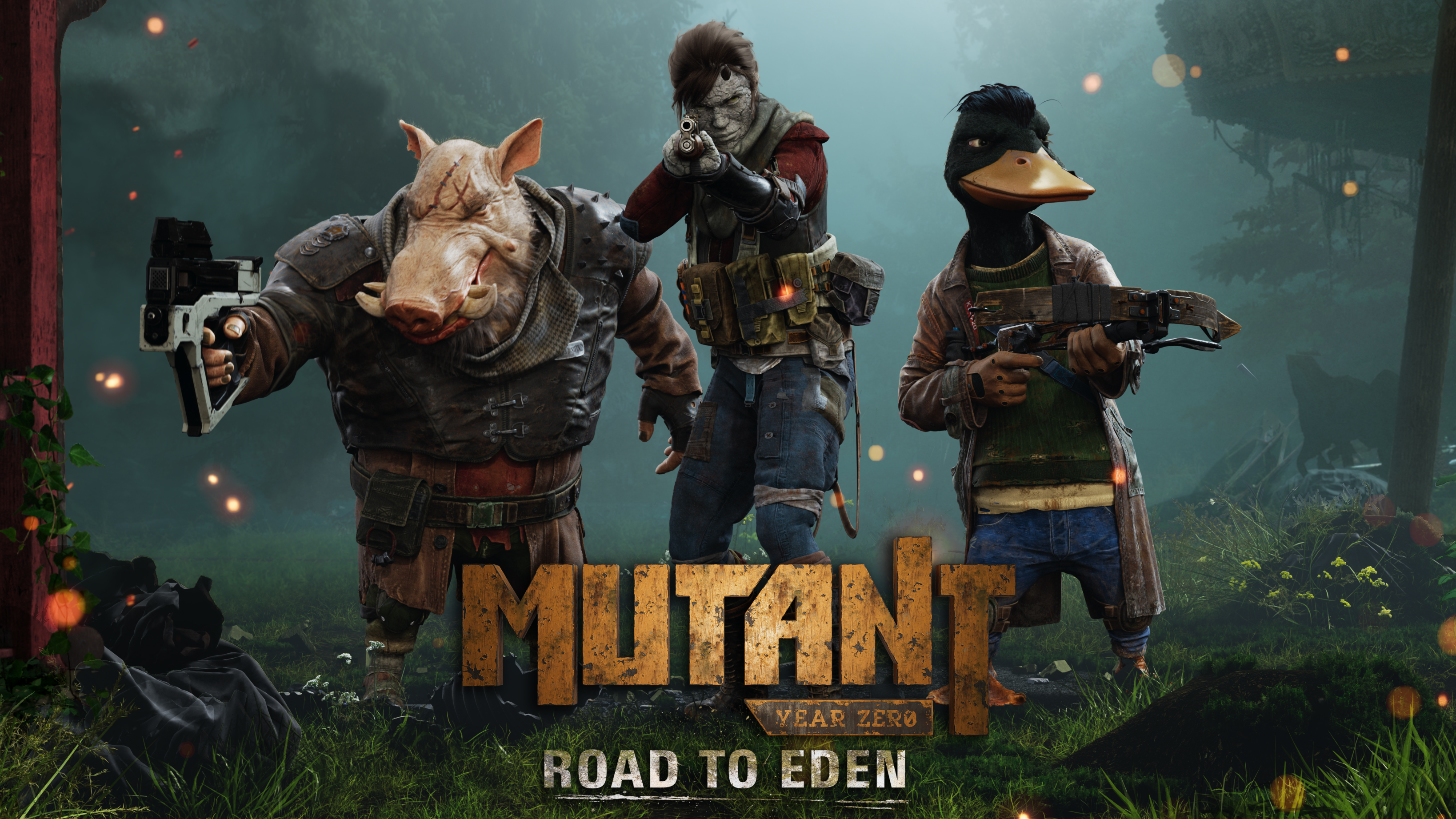 Mutant Year Zero: Road to Eden débarque sur Nintendo Switch