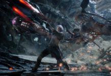 Dante entre en action dans Devil May Cry 5