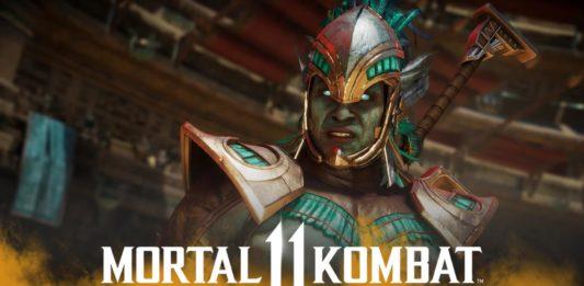 Kotal-Kahn annoncé sur Mortal Kombat 11