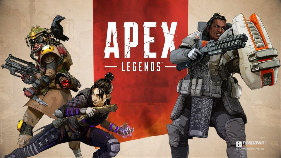 Apex volerait-il le titre de champion des battle-royale à Fortnite?