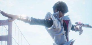 seto kaiba arrive dans Jump Force