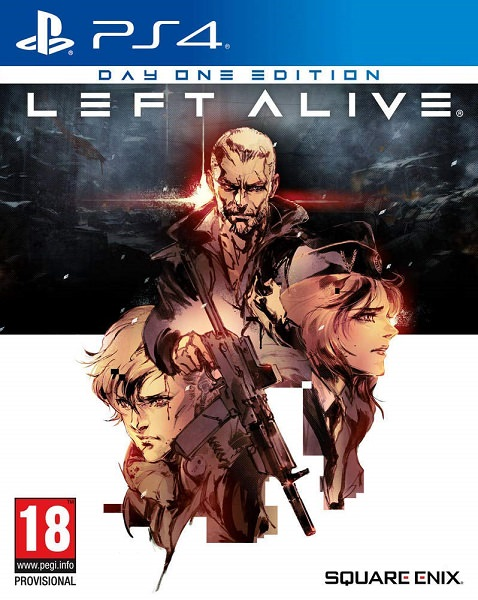 Left Alive Test