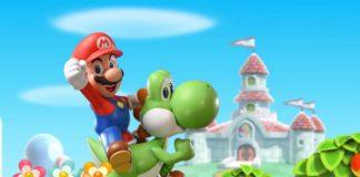 First 4 Figures annoncent une statue Mario et Yoshi