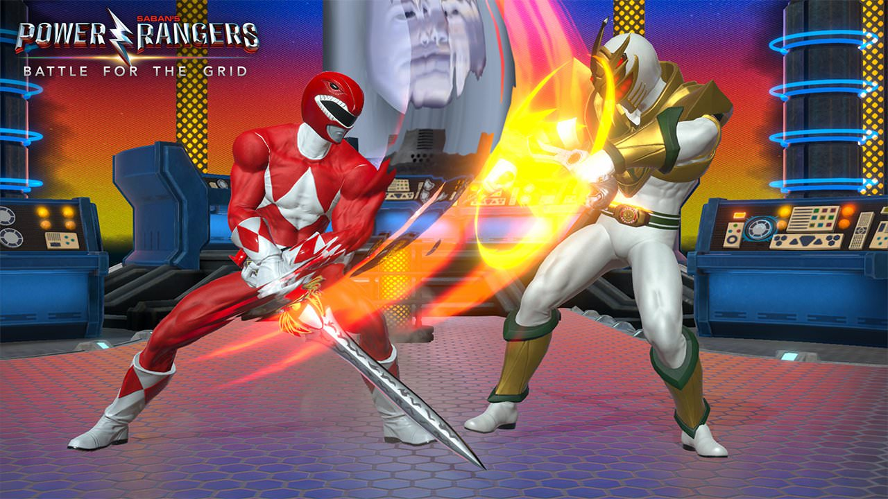 Power Rangers: Battle for the Grid propose un gameplay efficace