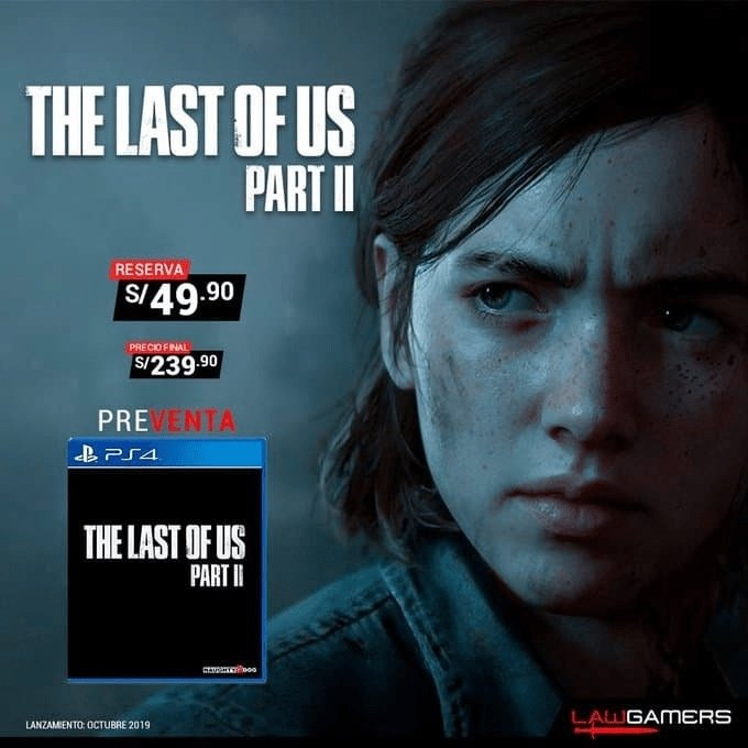 La date de sortie de The Last of Us 2 fuite