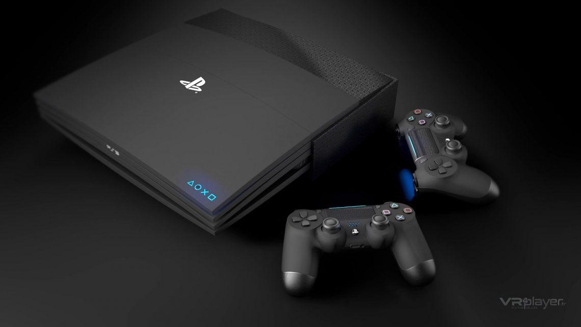 Les premiers détails sur la PS5 ont fuité