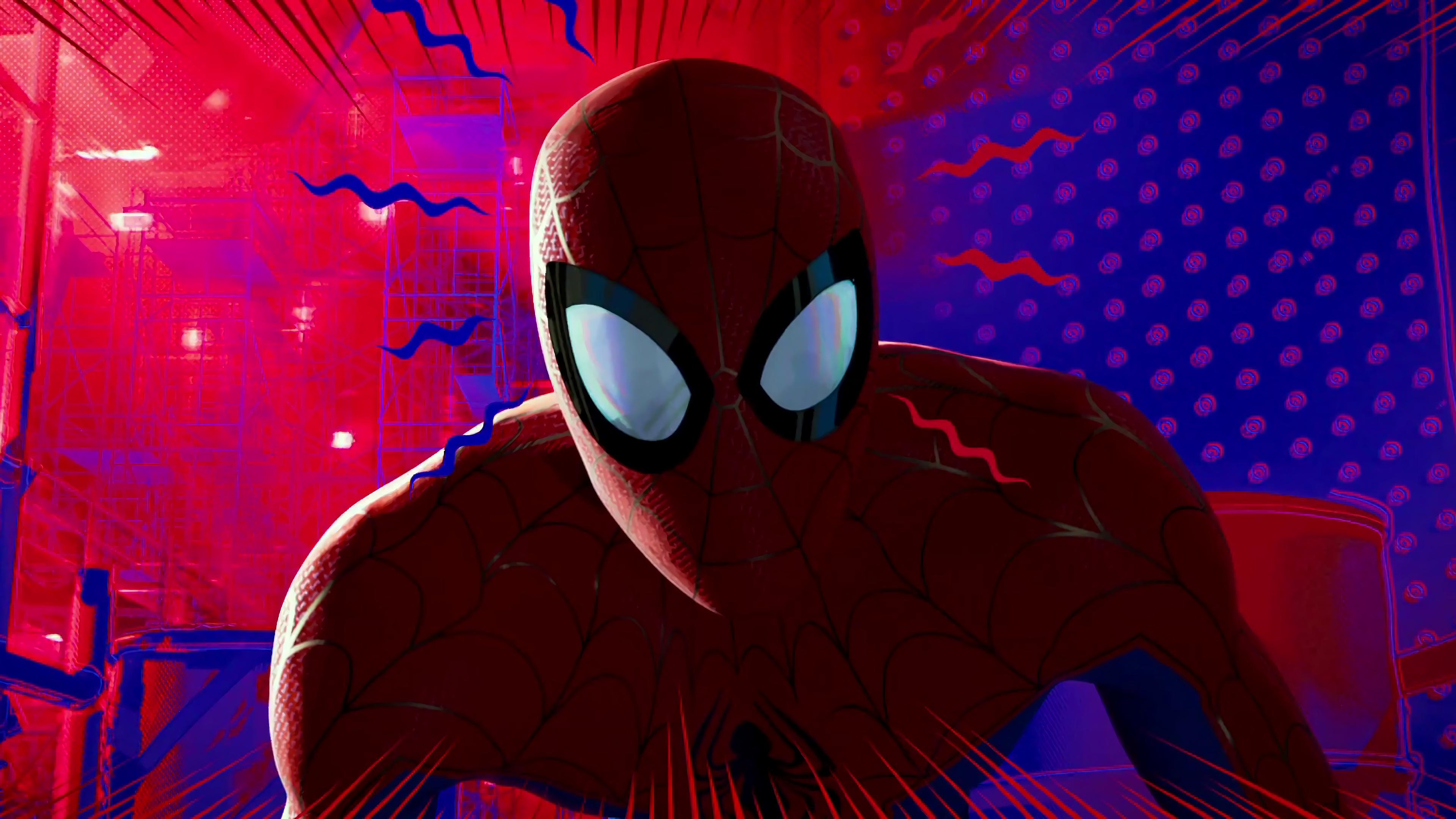 Le rendu visuel de Spider-Man: New Generation est impressionnant