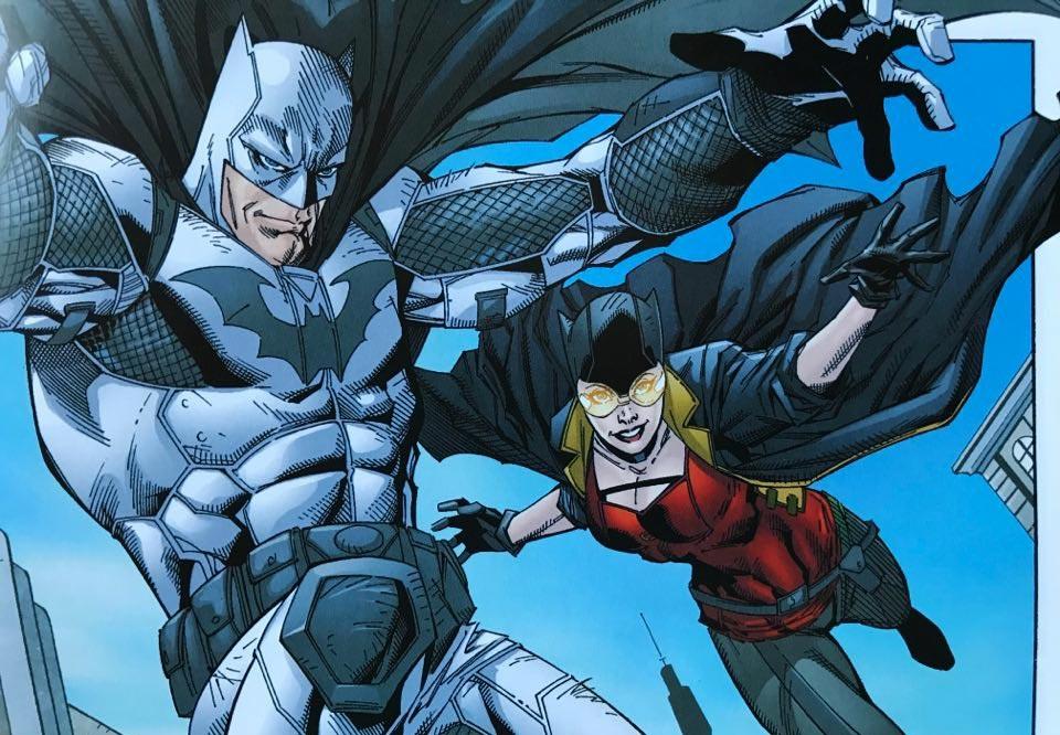 Batman Gothtopia, un regard neuf sur Gotham