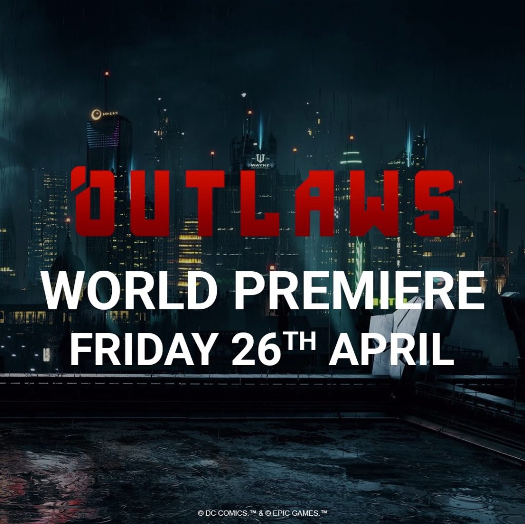 Outlaws Warner Bros. Games fuite
