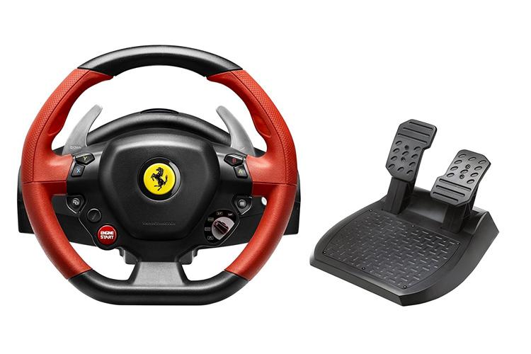 Avis Ferrari 458 Spider Racing