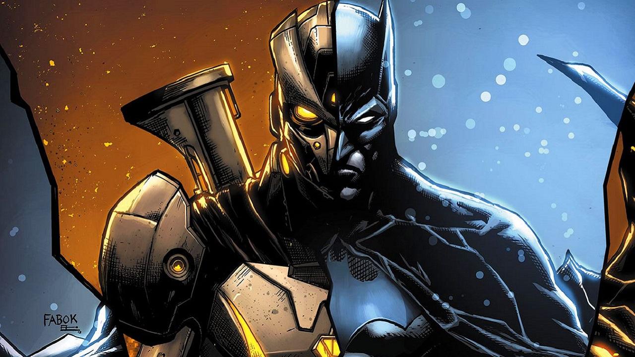 Notre avis sur le comics Batman Jours de colère