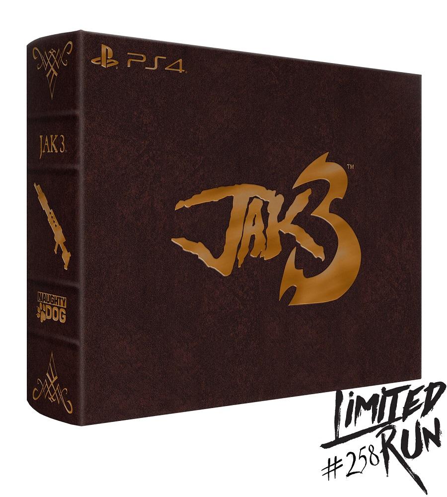 Jack 3 en édition collector sur PS4