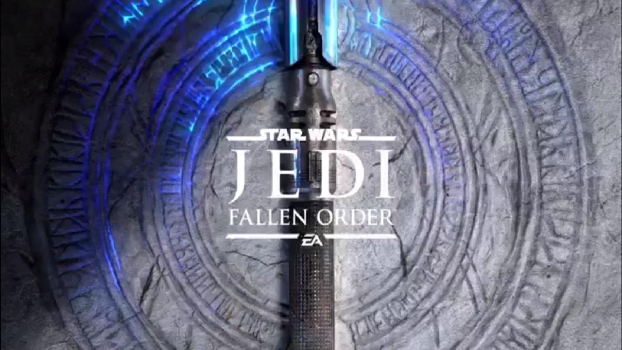 Star Wars Jedi Fallen Order teasé par EA