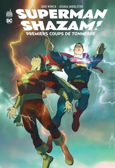 Notre avis sur Superman/Shazam: Premiers coups de tonnerre