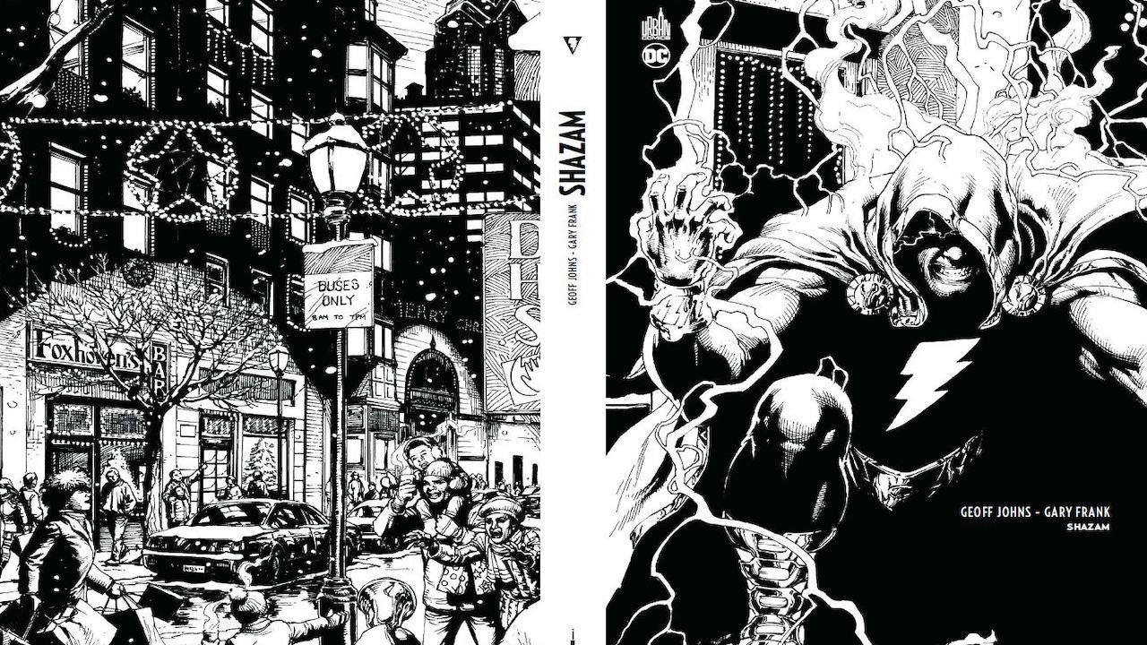 Urban Comics présente Shazam
