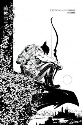 Batman an zéro noir et blanc urban comics