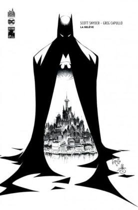 Batman la relève noir et blanc