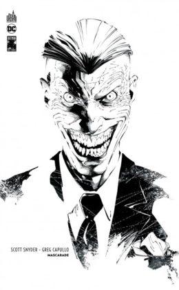 Batman Mascarade noir et blanc
