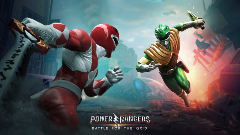 Power Rangers Battle for the Grid débarque la semaine prochaine