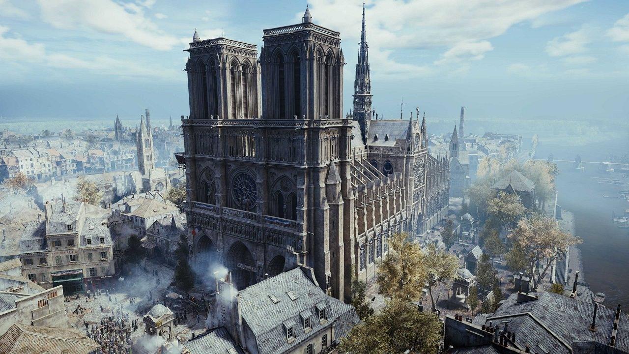 Assassin's Creed Unity gratuit toute la semaine sur PC