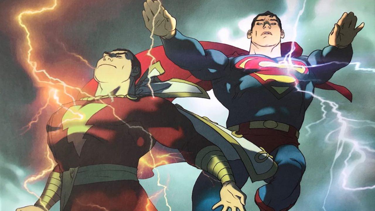 Notre avis sur Superman/Shazam: Premiers coups de tonnerre chez Urban Comics