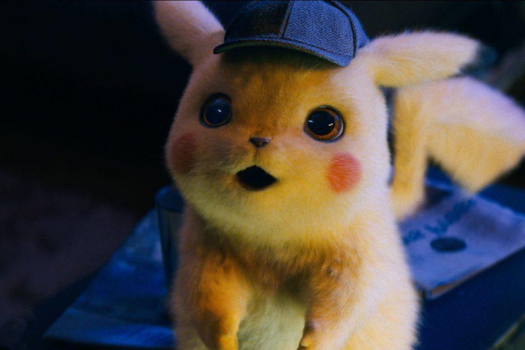 Ryan Reynolds incarne Pikachu