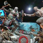 Prime 1 dévoile des statues God of War