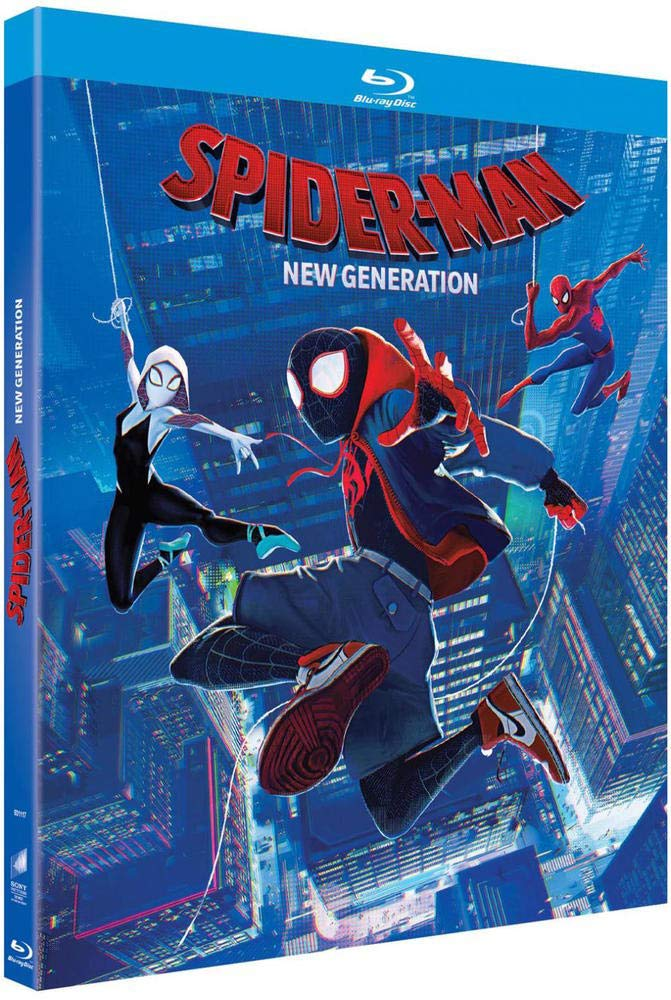 Concours Spider man new generation sur 4wearegamers