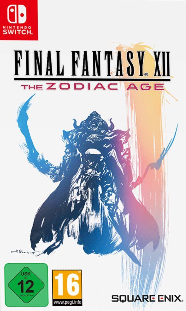 Fiche technique de Final Fantasy XII