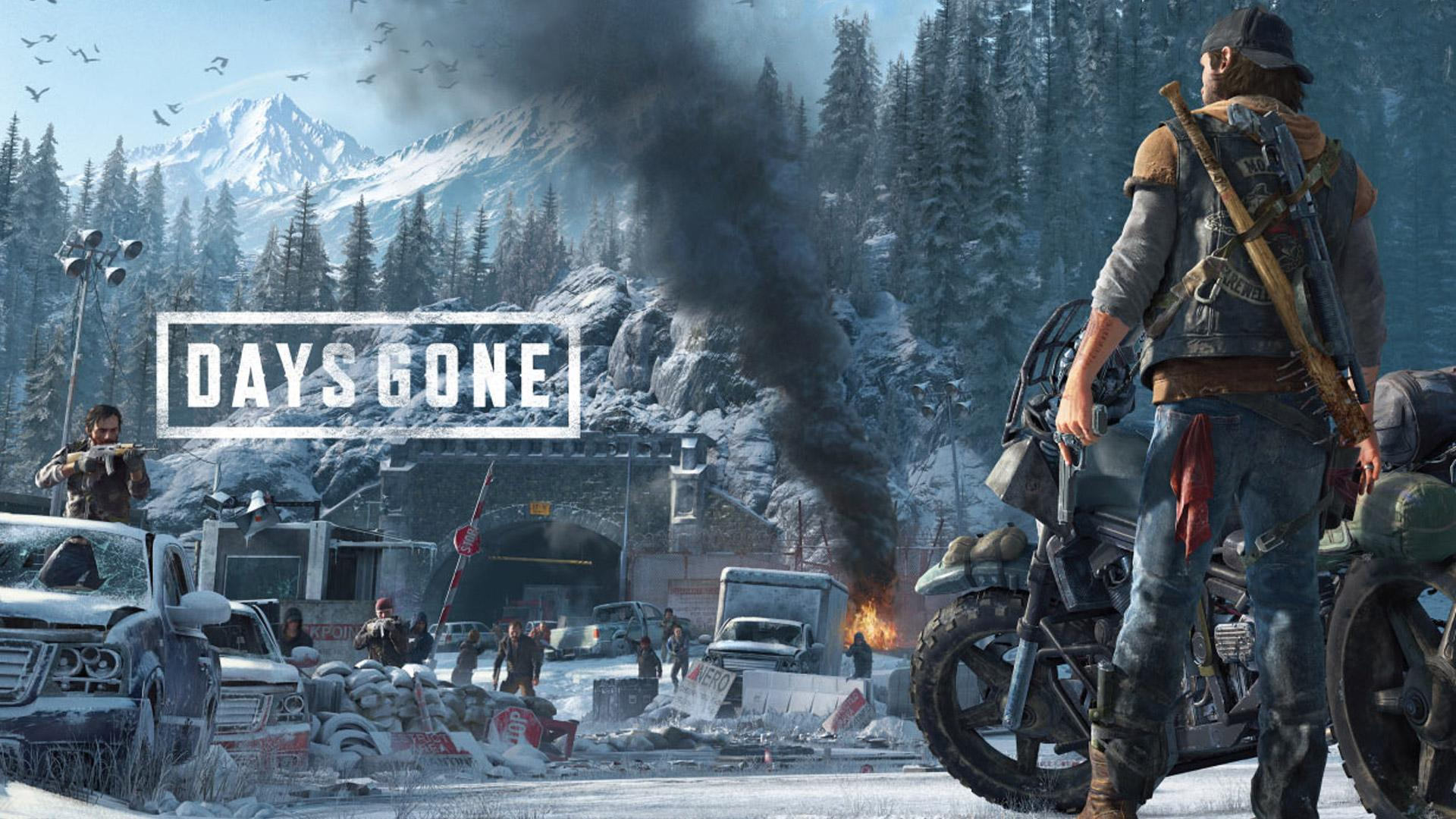 Tentez de remportter des goodies days gone
