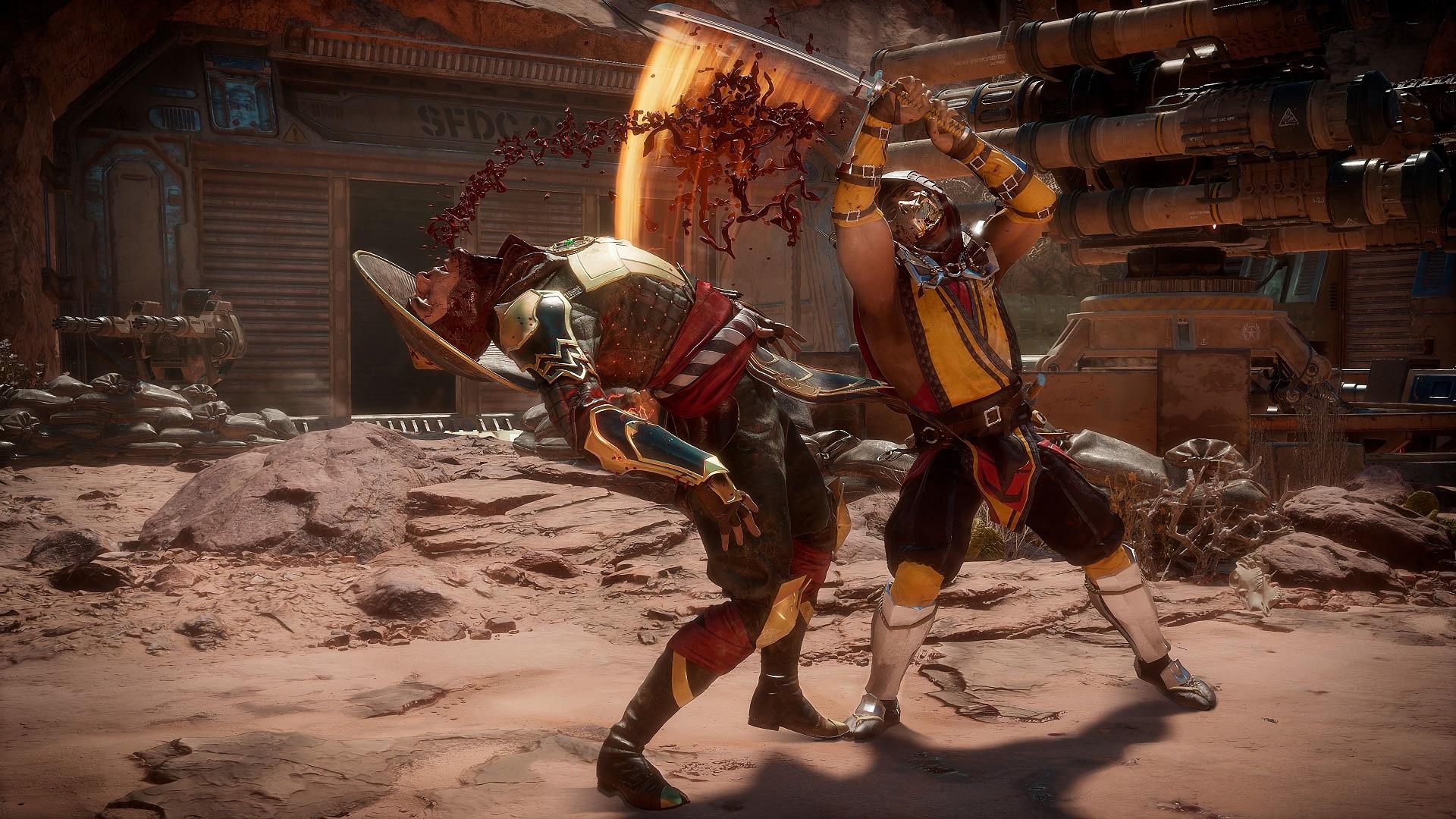 Notre avis sur la version Nintendo Switch de Mortal Kombat 11