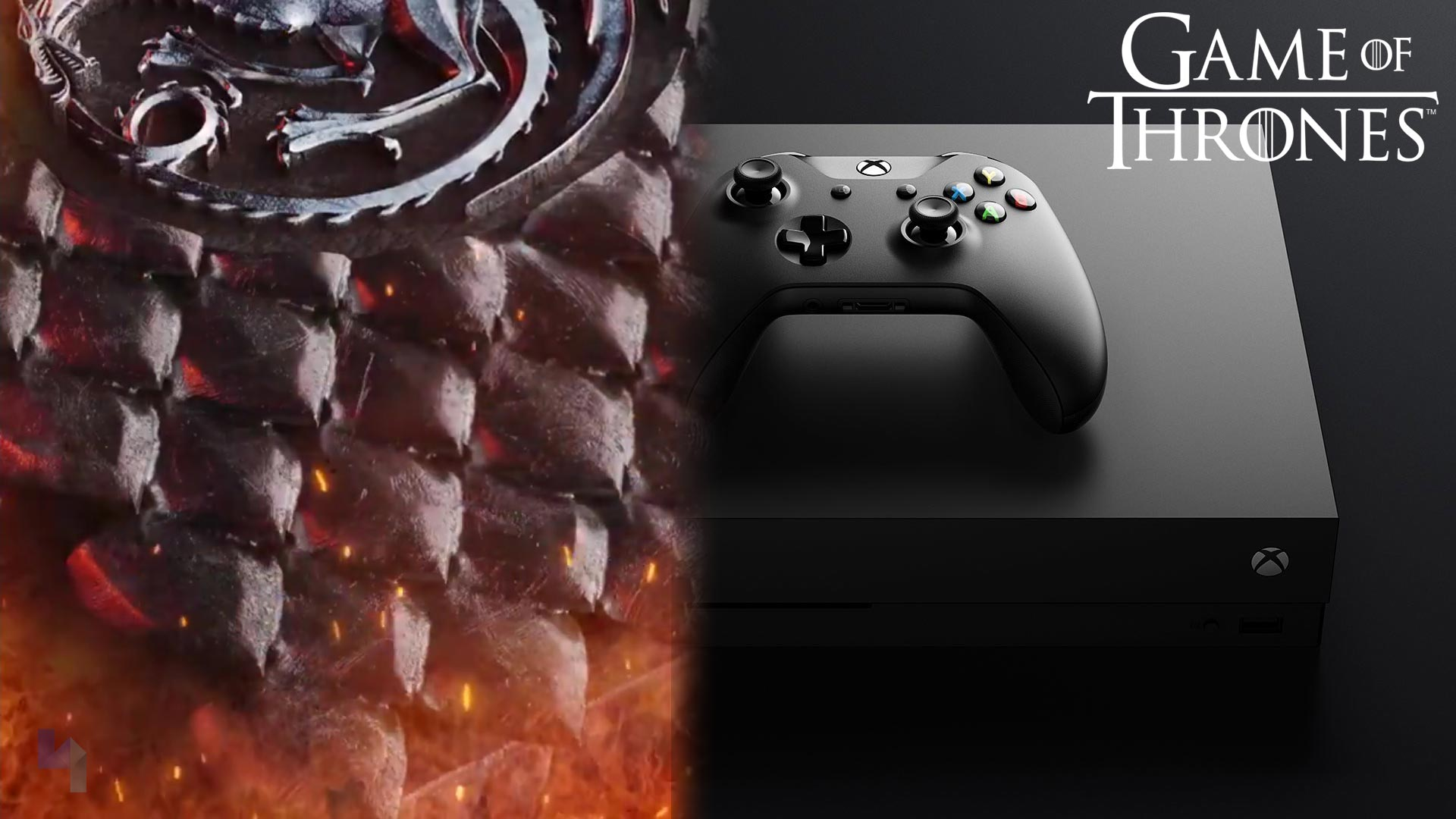 Xbox Tease une annonce Game of Thrones