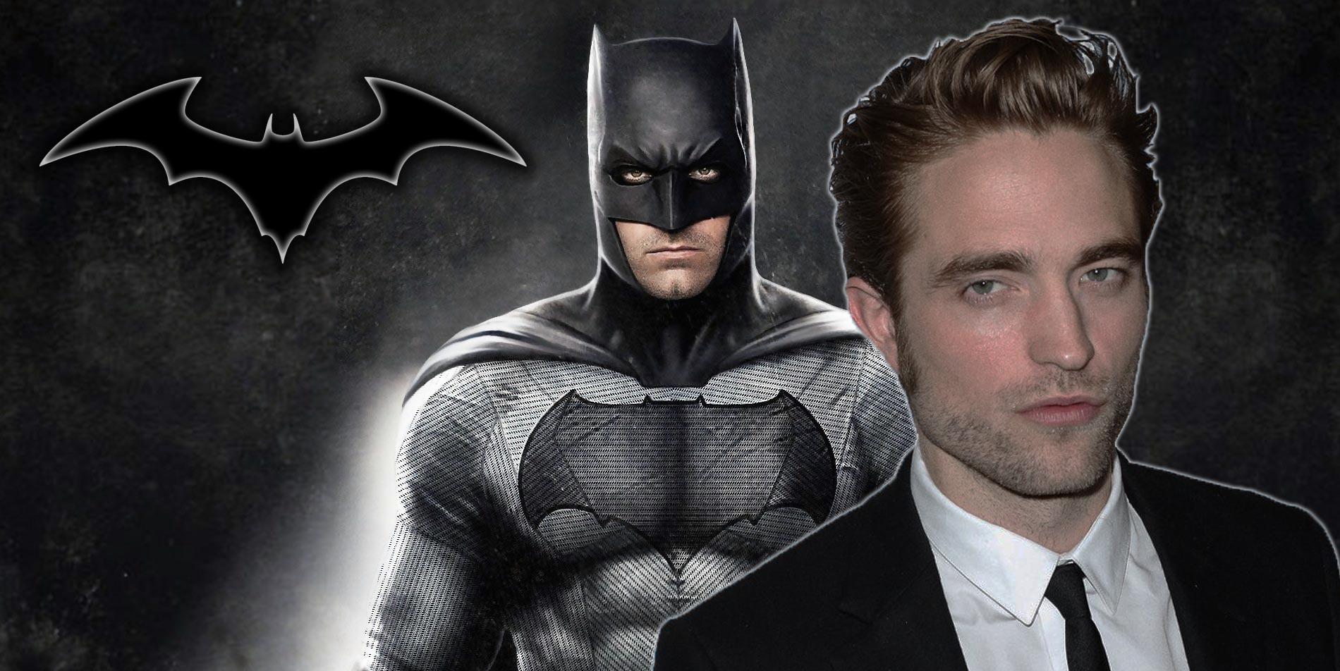 Bobert Pattinson sera le prochain Batman de Matt Reeves