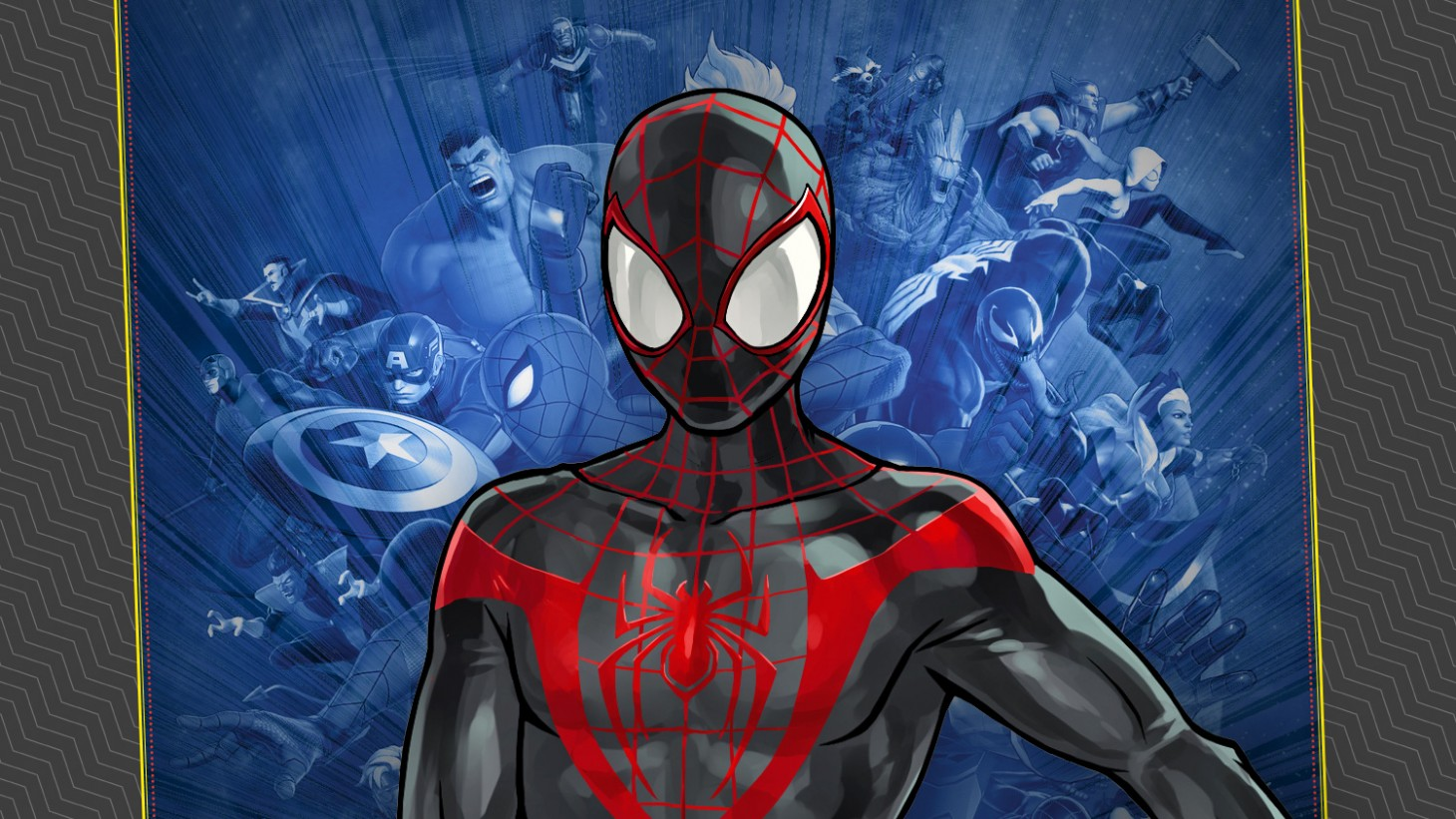 Miles Morales se dévoile pour Marvel Ultimate Alliance 3