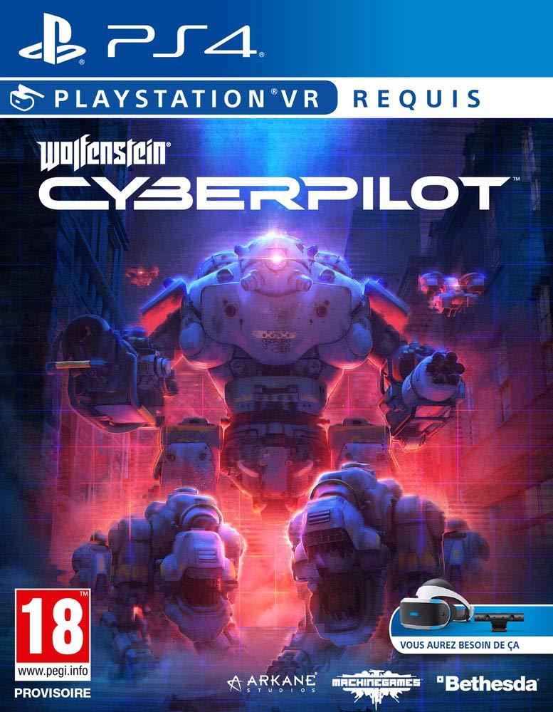Wolfenstein Cyberpilot sur PSVR