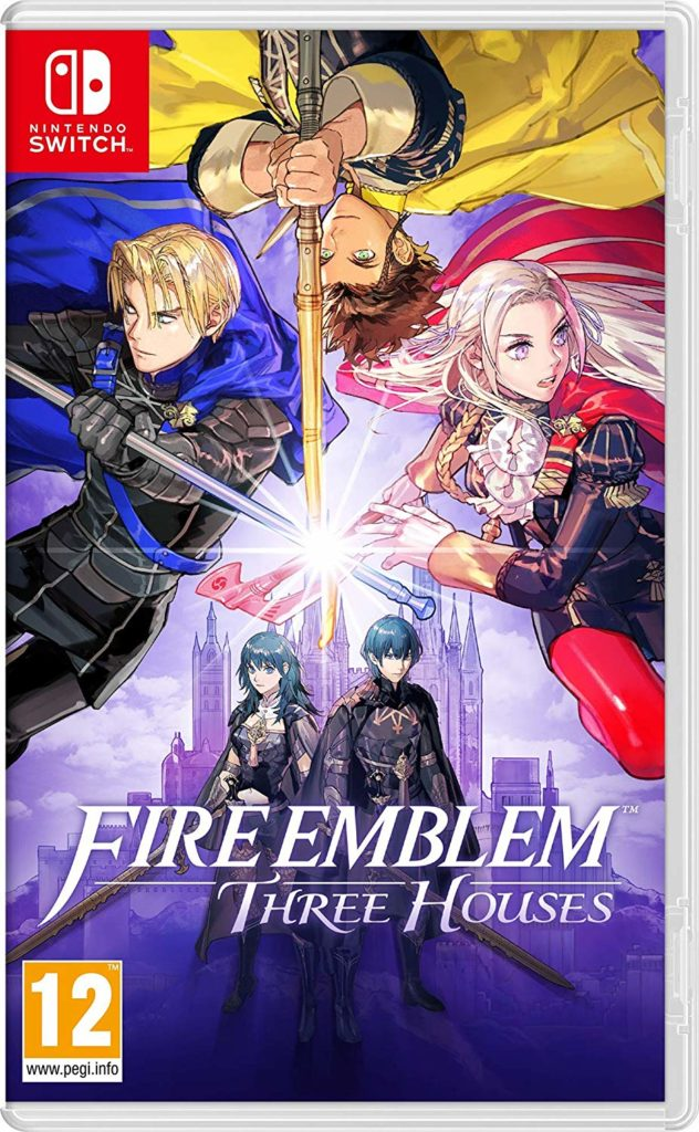 Fire emblem three houses sur Nintendo Switch