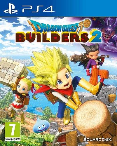Fiche technique de Dragon Quest Builders 2