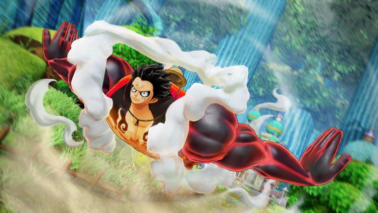 One Piece: Pirate Warriors 4 annoncé