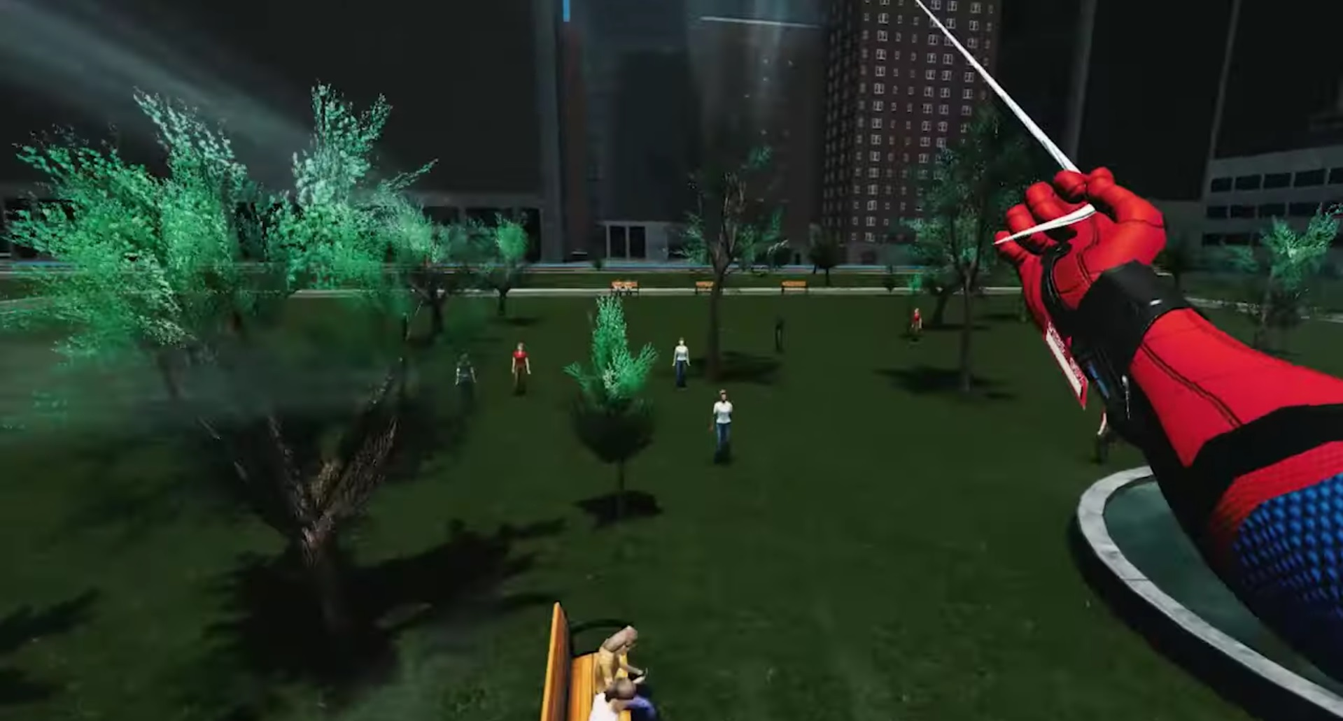 Plongez dans le costume de Spidey avec Spider Man Far From Home VR Experience