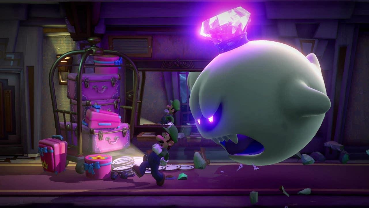 Luigi's Mansion 3 daté sur Nintendo Switch