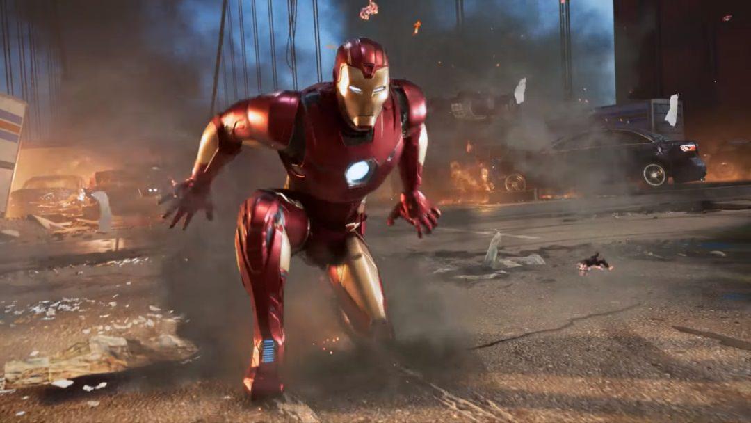Du gameplay de Marvel's Avengers fuite à la SDCC 2019