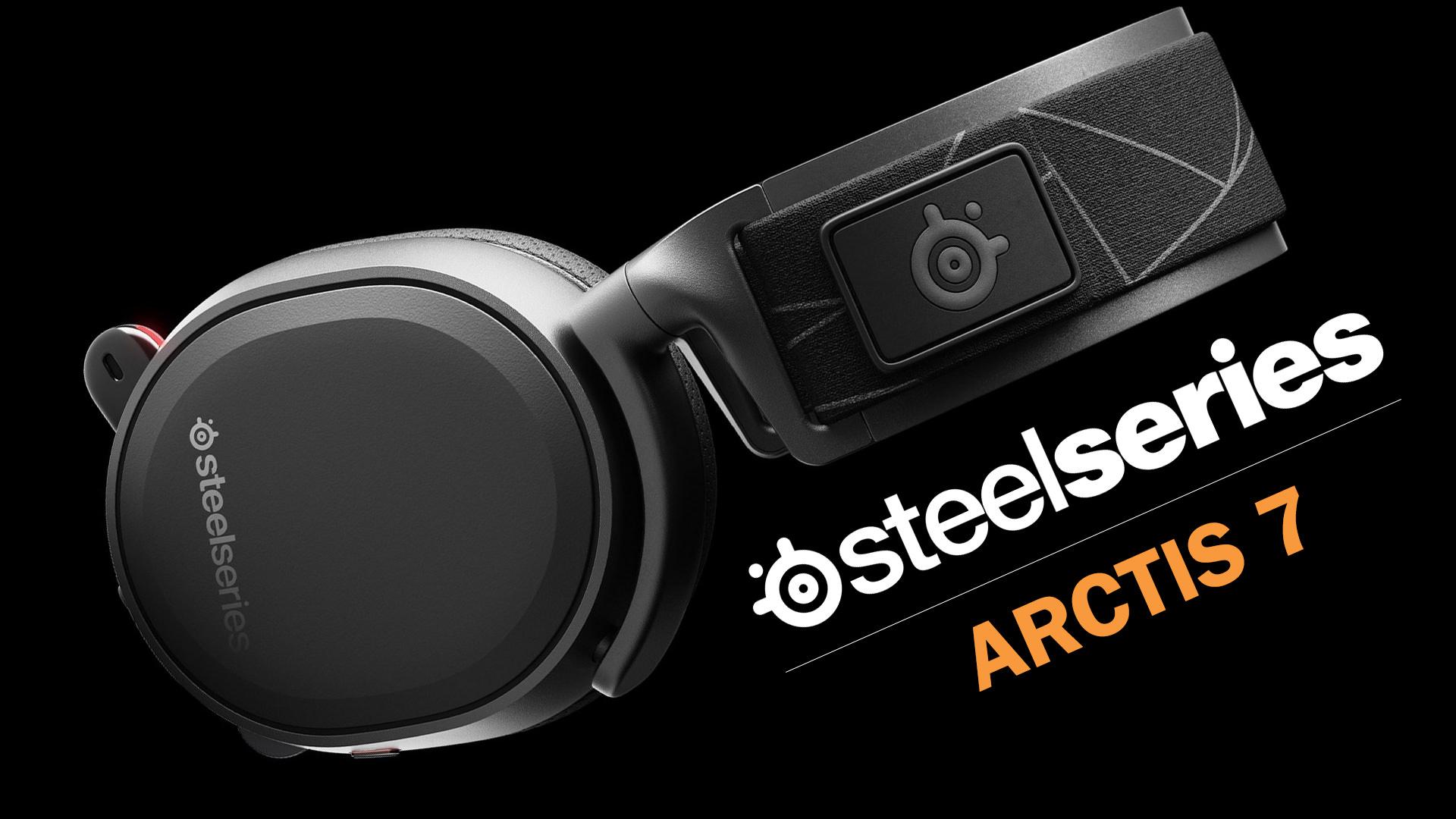 Notre avis sur le Steelseries Arctis 7