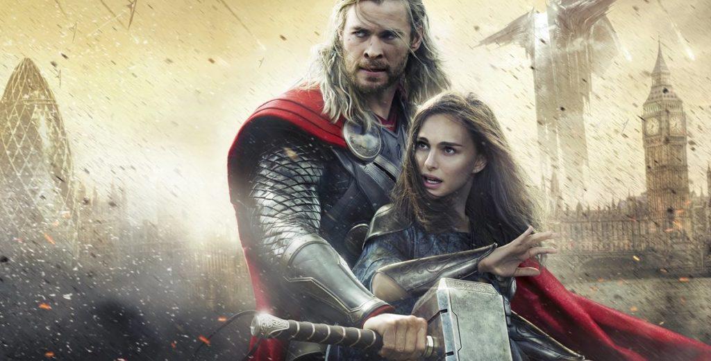 Nathalie Portman de retour dans Thor Love and Thunder