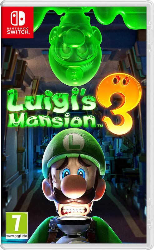 Luigi's Mansion 3 sur Nintendo Switch