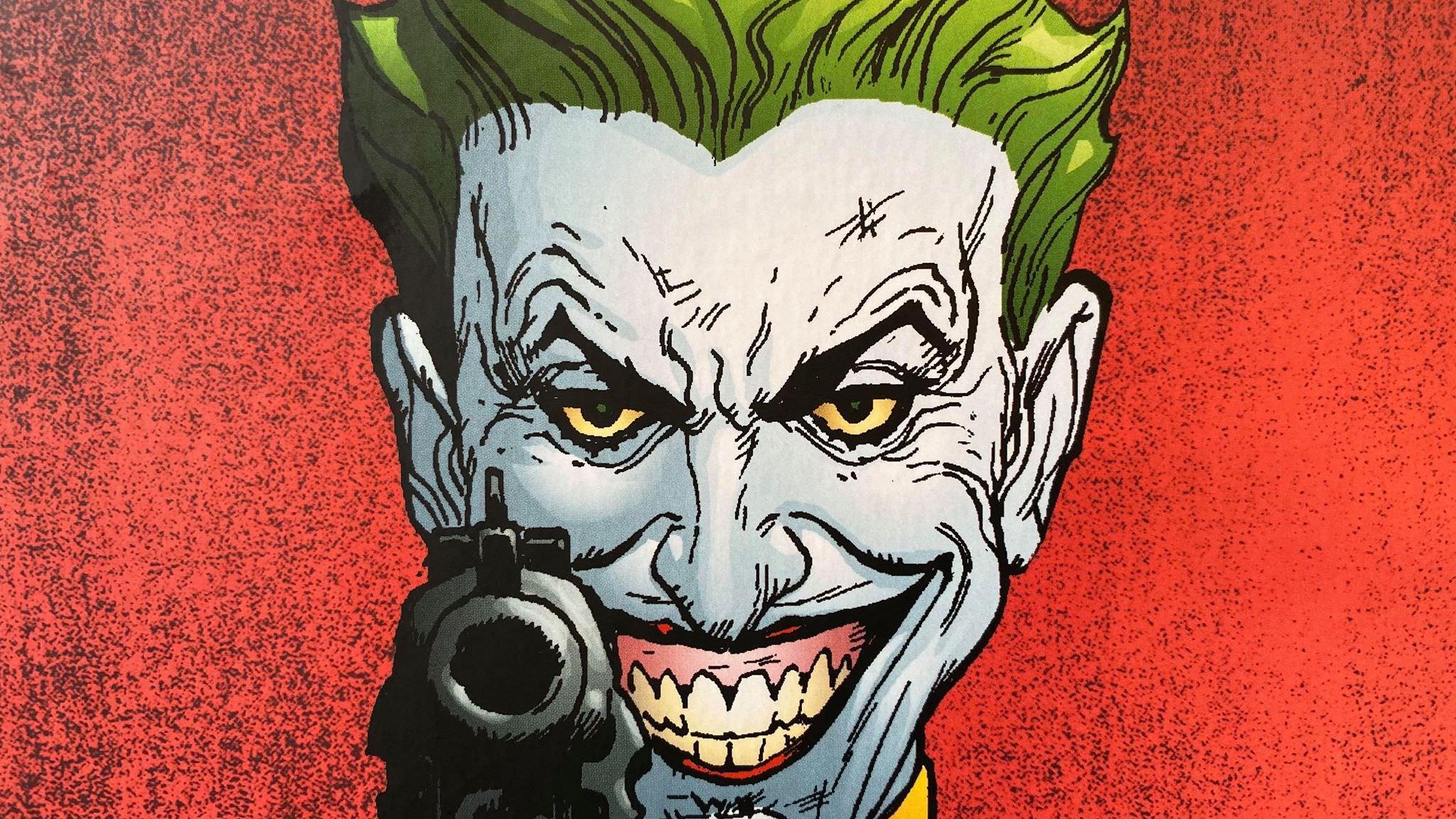 Notre avis sur le comics Joker L'homme qui rit