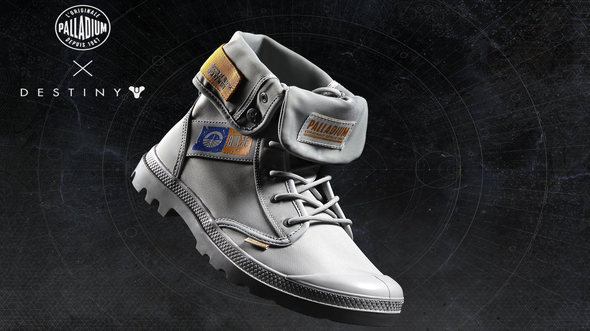 Palladium annonce un modèle Destiny 2 avec Bungie