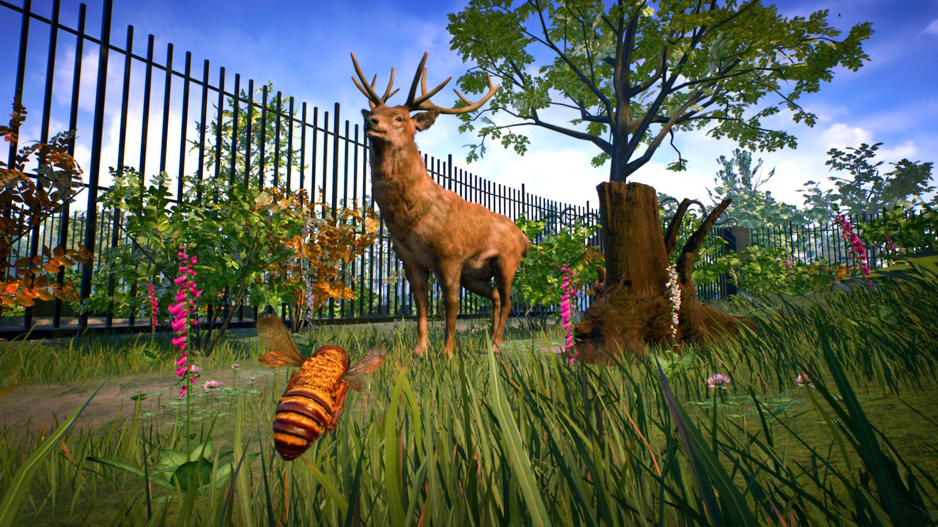 Bee Simulator s'annonce en vidéo