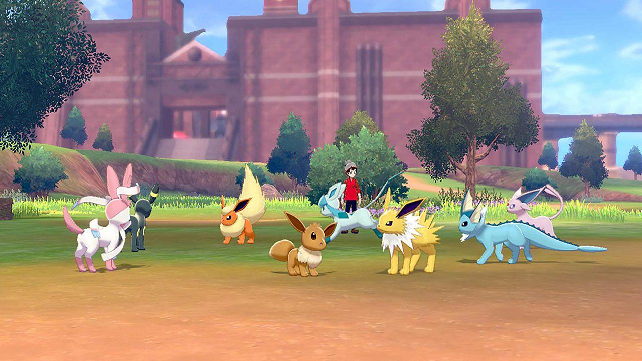 De nouvelles infos sur Pokemon Sword and Shield